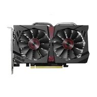 GeForce STRIX GTX 750Ti 4GB OC Edt. PCI-Express 3.0, DirectCU II, DL-DVI-I, HDMI, DP