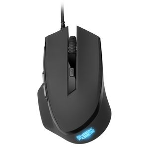 Sharkoon SHARK Force Gaming Mouse Black (600-1000-1600 DPI) (4044951013975)