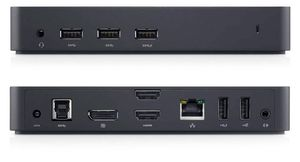 DELL D3100 USB-docking 4K UHD