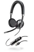 Plantronics C725-UC Blackwire stereo ANC UC, kablet USB-headset med aktiv støydemping