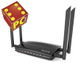AC1200R Wide-Range Wi-Fi Router Ultrafast Dual band - high speed 867Mbps