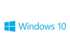Microsoft Windows 10 Pro OEM Norsk 64-Bit (sticker)