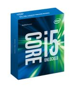 Intel Core i5-6600K 3.5-3.9GHz 6MB Quad core, LGA1151, Boxed uten vifte