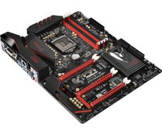 Fatal1ty Z170 Gaming K6+ LGA1151 ATX, DDR4, 3x PCIe 3.0 x16, M.2, 4x USB3.1 (2 Type-C & 2 Type-A)