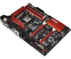 ASRock Fatal1ty Z170 Gaming K4 LGA1151, ATX, DDR4, 2x PCIe 3.0 x16, M.2, 8 USB 3.0 (5 Type-A + 1 Type-C, 2 Front) (Z170-GAMING-K4-)