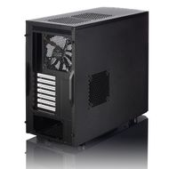 FRACTAL DESIGN Core 3300 Mid Tower ATX, 2x 140mm vifter (FD-CA-CORE-3300-BL)