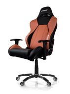 Premium Gaming Chair V2 Black Brown