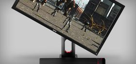 "XL2720Z 27"" Gaming Monitor 3D LED, 1920x1080,  144hz, 1ms, 12m:1, VGA, DVI, 2x HDMI, DP"