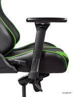 Gaming-stol V44/XG Victorious class Black/ Green
