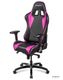 Gaming-stol V44/XP Victorious class Black/ Pink