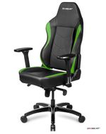 Gaming-stol S53/XG Superb class Black/ Green