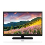 "TOSHIBA 24W1543DG 24"" LED BLACK"