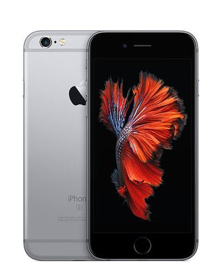"iPhone 6s 32GB - Grey 4.7"" Retina, 12MB, A9-chip, ac-Wi-Fi, 4G/LTE, BT4.2, NFC, iOS 9 - Uten abonnement"