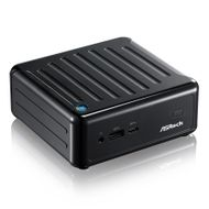 ASRock Beebox NUC N3150, svart 2GB, 32GB SSD, ac-WiFi, BT4, 4K-klar*, Windows 10 Home (BEEBOX-N3150-2G32-WIN10)