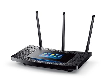 TP-Link Touch P5 AC1900 Touch Screen Wi-Fi Gigabit Router (TOUCH P5)