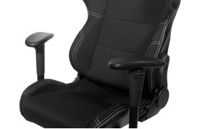 Torretta Gaming Chair Black