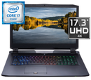 "Multicom Kunshan P775 17.3"" 4K UHD Matt IPS, Intel Core i7-6700K, 32GB DDR4, 500GB SSD, 1TB HDD, GTX 980 8GB, Windows 10 Pro - Demovare"