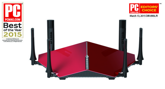 AC3200 Ultra Wi-Fi Router