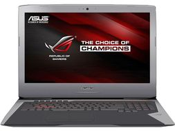 "ROG G752 17.3"" G-SYNC Full-HD Matt, Intel Core i7-6700HQ,  16GB RAM, 256GB PCIe SSD, 1TB HDD, GeForce GTX 980M, DVD±RW, Windows 10 Home"