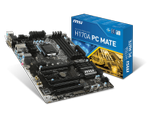 MSI H170A PC MATE LGA1151