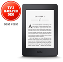 "Amazon Kindle Paperwhite 300ppi 6"" lesebrett med Touch, Wi-Fi, Innebygd lys. Mest for pengene!"