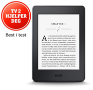 Amazon Kindle Paperwhite uten annonser 6