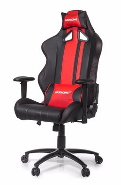 Rush Gaming Chair Red
