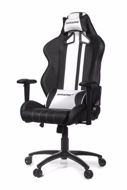 Rush Gaming Chair White