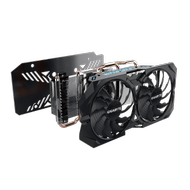 Radeon R9 380 4GB G1 Gaming, WINDFORCE 2X, Dual-link DVI-I, Dual-link DVI-D, HDMI, DP