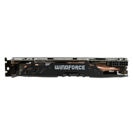 GIGABYTE Radeon R9 390X 8GB G1 Gaming, WINDFORCE 2X, Dual-link DVI-D, HDMI, 3x DP (GV-R939XG1-GAMING-8GD)