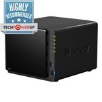 SYNOLOGY DiskStation DS416 4-Bay NAS