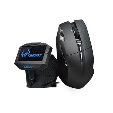 Aivia Uranium 2.4GHZ Wireless Gaming Mouse