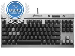 CORSAIR Vengeance K65 Gaming Keyboard Cherry MX Red mechanical key switches, 100% Anti-Ghosting (CH-9000040-ND)