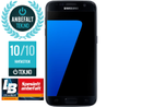 "Demobrukt G930 Galaxy S7 flat Black, 5.1"" sAMOLED, 12MP, 4GB RAM, 32GB, 8 kjerners prosessor,  Android 6 (Marshmallow) - Demomodell"