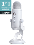 Blue Microphones Yeti USB Whiteout Edition (BM-YETI-WHITEOUT-)
