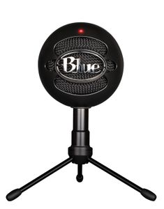 Blue Microphones Snowball iCE Black USB-mikrofon (BM-SNOWBALL-ICE-BLACK-)