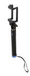 STREETZ Bluetooth Selfie Stick Black/