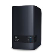 WD My Cloud EX2 Ultra 0TB - Ingen disker installert