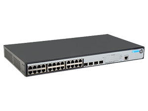 Hewlett Packard Enterprise 1920-24G-PoE+ (180W) Switch