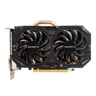 RADEON R7 370 2GB WINDFORCE 2X, DL-DVI-I, DL-DVI-D, HDMI, DisplayPort
