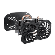 GIGABYTE RADEON R7 370 2GB WINDFORCE 2X, DL-DVI-I, DL-DVI-D, HDMI, DisplayPort (GV-R737WF2OC-2GD)