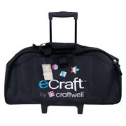 Craftwell Travel Crop Bag w/Wheels For eCraft