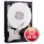 """WD Red 4TB NAS Harddisk 3.5"""" SATA6, IntelliPower,  64MB Cache (WD40EFRX)"""