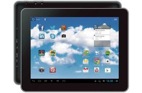 "TIQ-97012 9.7"" HD IPS 1GB RAM, 16GB, 1.2GHz Quad Core, microSD, Wi-Fi, BT, Android 4.2"