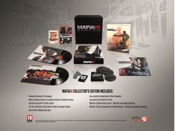 2K GAMES Mafia III Collector's Edition (MAF-107146)