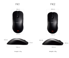 ZOWIE FK1 Gaming Mouse 3200dpi