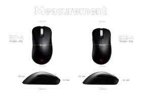 ZOWIE EC1-A Gaming Mouse 3200dpi