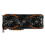 GIGABYTE GeForce GTX 1080 WINDFORCE OC 8G, DL-DVI-D, HDMI 2.0, 3x DP 1.4 (GV-N1080WF3OC-8GD)