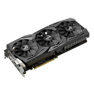 GeForce GTX 1060 ROG Strix Gaming OC,  6GB GDDR5, DirectCU III, Aura RGB, DL-DVI-D, 2x HDMI 2.0, 2x DP