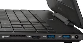 "Aeron GS510 15.6"" Full-HD Matt IPS, Intel Core i7-6700HQ,  8GB, 256GB SSD, GeForce GTX 960M 4GB, Uten operativsystem"
